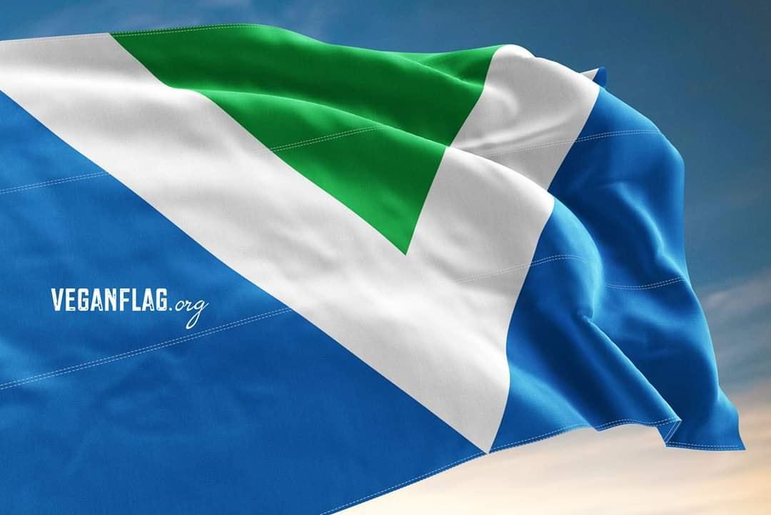 LET'S UNITE – The launch of Vegan Flag