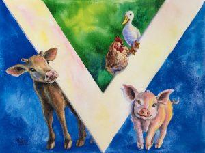 3 YEARS OF UNITY – Happy Birthday Vegan Flag ! (Movie)